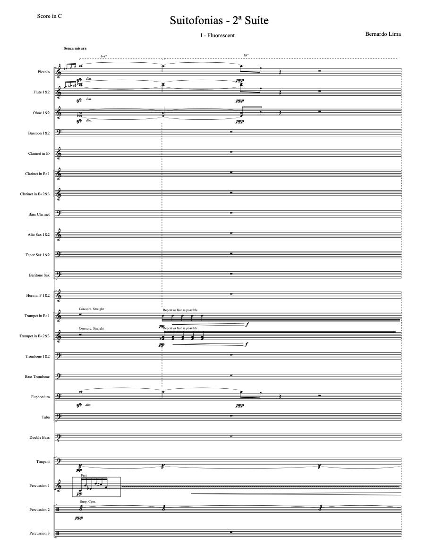 Suitofonias – 2ª Suite